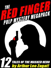 The Red Finger Pulp Mystery Megapack cover - click to view full size