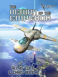 The Return of the Emperor (Sten #6) cover - click to view full size
