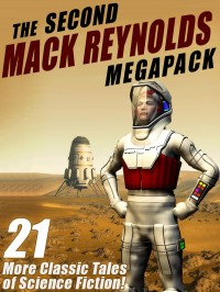 The Second Mack Reynolds Megapack cover - click to view full size