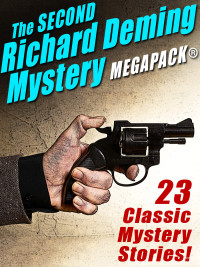 The Second Richard Deming Mystery MEGAPACK® cover - click to view full size