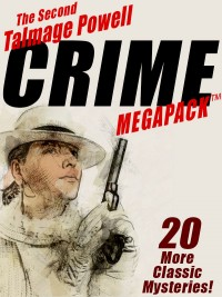 The Second Talmage Powell Crime MEGAPACK ® cover - click to view full size