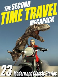 The Second Time Travel Megapack cover - click to view full size