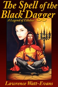 The Spell of the Black Dagger cover - click to view full size