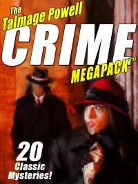 The Talmage Powell Crime MEGAPACK ™ cover - click to view full size
