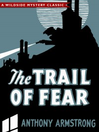 The Trail of Fear (Jimmy Rezaire #1) cover - click to view full size