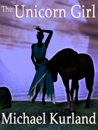 The Unicorn Girl cover - click to view full size