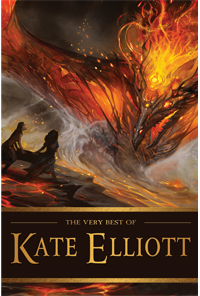 The Very Best of Kate Elliott cover - click to view full size