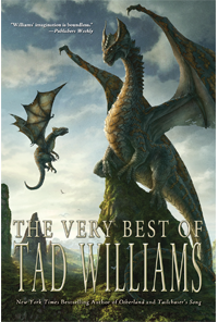 The Very Best of Tad Williams cover - click to view full size
