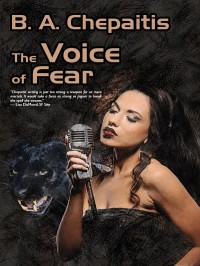 The Voice of Fear cover - click to view full size