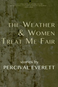 The Weather and Women Treat Me Fair cover - click to view full size