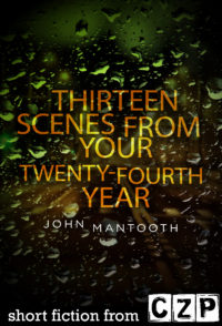 Thirteen Scenes from Your Twenty-Fourth Year cover - click to view full size