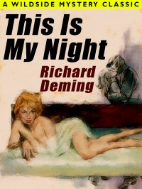 This Is My Night cover - click to view full size