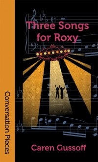 Three Songs for Roxy cover - click to view full size