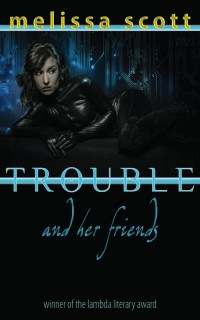 Trouble and Her Friends cover - click to view full size