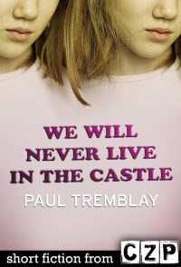 We Will Never Live in the Castle cover - click to view full size