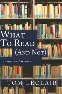 What to Read (and Not) cover - click to view full size