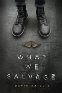 What We Salvage cover - click to view full size