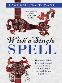 With a Single Spell cover - click to view full size