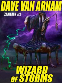 Wizard of Storms cover - click to view full size