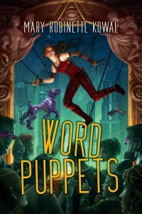 Word Puppets cover - click to view full size